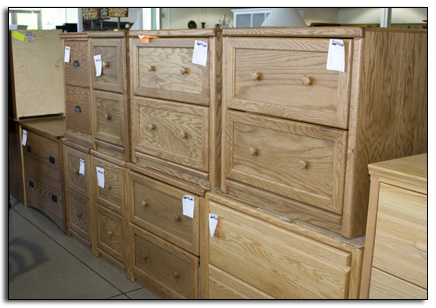 Woodland Furniture of Bakersfield Furniture Showroom
